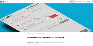 複数のストックフォトサイトを一括でまとめて検索できるブックマークレット・「STOCK PHOTO SEARCH」 | かちびと.net
