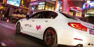 Lyft、ラスベガスで自動運転タクシーを運行開始-Aptivが30台提供 - CNET