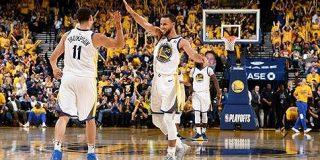 ウォリアーズがカンファレンス・ファイナルに進出、カリーは「ここからもっと良くなっていく」 | NBA Japan
