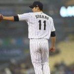 米紙「巨人とソフトバンクは菅野や千賀といった傑出した投手がMLBに来る道を阻んでいる」 : なんJ(まとめては)いかんのか?
