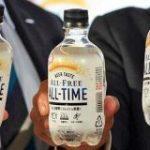サントリー、初の透明なノンアルコールビール発売 オフィスでの業務中など、昼間の飲用に:キニ速