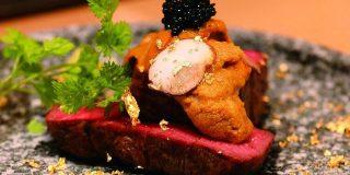 最高級黒毛和牛をとことん堪能!「東京肉割烹 すどう」がオープン | NOMOOO