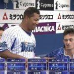 乙坂、ロペスに反撃の腹パン : なんJ(まとめては)いかんのか?