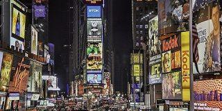 米タイムズスクエアで「東芝」広告の撤去作業が開始。経費削減の一環で10年半の歴史に幕 : IT速報