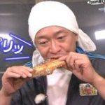 城島リーダー大奮闘! 激レア生物のイシガレイを漁に出てクレーンを操作して捕獲し薄造りにして肝醤油で堪能 #鉄腕DASH – Togetter