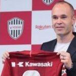 Jリーグ、イニエスタ神戸加入で背番号ルールを改定へ! : カルチョまとめブログ