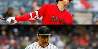 【MLB】田中将大VS大谷翔平はマー君に軍配!6回1失点の好投で6勝目、大谷から2K : なんじぇいスタジアム