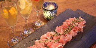 1500円で生ハム&ワインを好きなだけ!新宿カフェの人気企画が復活! : 東京バーゲンマニア