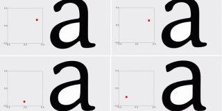 フォントの形を変えて情報を隠ぺいする技術「FontCode」文字は文字に隠せ - CNET