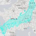 メルカトル図法によって小さいと思っていた日本ですが、実はデカかった事が判明!?驚きのTL – Togetter