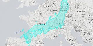 メルカトル図法によって小さいと思っていた日本ですが、実はデカかった事が判明!?驚きのTL - Togetter