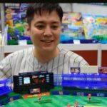 野球盤、投げ分け自在・球速表示も 60周年なお進化:朝日新聞デジタル