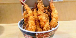 明太子も食べ放題!東京進出した大阪発のデカ盛り天丼店「えびのや」がコスパ最強すぎる|しらべぇ