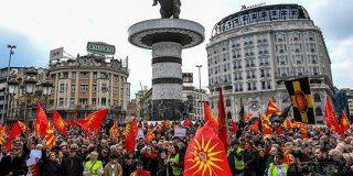 マケドニア、国名変更でギリシャと合意 「北マケドニア」に:AFPBB