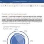 Microsoft、Officeに「Fluent Design」を採用へ。リボンは大幅にシンプルに : IT速報