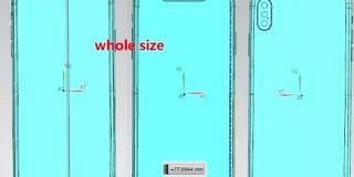 今秋発売のiPhone X Plusはトリプルカメラを搭載か?米メディアが入手した設計図から判明 : IT速報