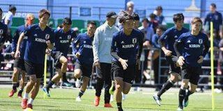 【速報】日本代表「コロンビア戦」各選手の採点!まさかの全員満点|Samurai GOAL
