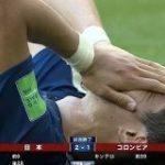 W杯サッカー日本代表(と警視庁)、コロンビア戦に勝利 : 市況かぶ全力2階建
