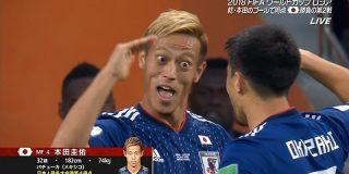「大迫半端ない」の次は「川島それはない」W杯サッカー日本代表、セネガル戦に引き分け : 市況かぶ全力2階建