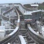 大阪モノレールの分岐器が動く様子がなんかもうスゴくてびっくり「驚異の技術!」「永遠に見ていられる」 – Togetter
