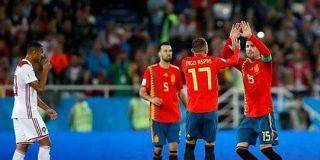 【朗報】スペインさん、余裕のグループ首位通過 : なんじぇいスタジアム