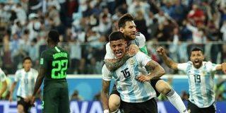 【アルゼンチン奇跡起こす】アルゼンチン代表、メッシ絶妙先制ゴールとロホ劇的決勝ゴールでナイジェリアに2-1勝利し決勝T進出決定! : カルチョまとめブログ