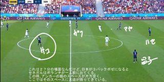 2018年FIFAワールドカップ、日本対セネガルのレビュー「完璧な選手なんていません」 - pal-9999のサッカーレポート