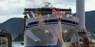 不況造船に「神風」ドライバー不足でフェリー特需:日本経済新聞