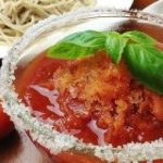 フローズン仕立てのつけ汁でひんやり 「ソルティトマト」味のつけ蕎麦で夏場の食欲アップ | OVO