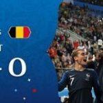【海外の反応】フランス、ベルギーを下して決勝進出! | NO FOOTY NO LIFE