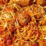 妻から『何食べたい?』と聞かれたので『ルパンっぽいパスタ!』と答えたら完璧なモノが出てきた「理想のミートボールパスタ」 – Togetter