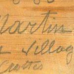 城の床板にこっそり、大工が書いた19世紀フランス農村の赤裸々な秘密 – BBCニュース