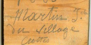 城の床板にこっそり、大工が書いた19世紀フランス農村の赤裸々な秘密 - BBCニュース