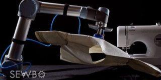 ファッション産業を変える? Tシャツを全自動で作るロボット「Sewbo」が画期的 | Techable