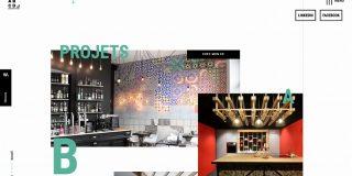 ブーム到来か。ノングリッドデザインの魅力と参考になるWebサイト | Web Design Trends