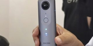 360°カメラ革命へ、THETAが再び本気。プラグインストアオープンで用途無限大に - Engadget