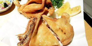 鶏の素揚げが無言になるほどうまい…蒲田「うえ山」は何を食べてもハズレがない名店でした - ぐるなび みんなのごはん
