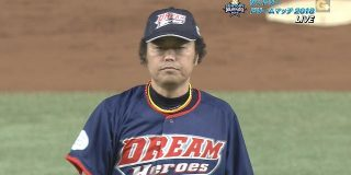 佐野慈紀さん、ピッカリ投法のために1年間髪の毛を伸ばし続ける : なんJ(まとめては)いかんのか?