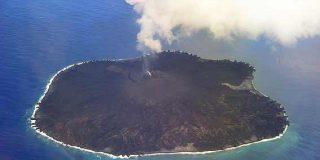 【朗報】西之島、とんでもないデカさになっていた|暇人速報