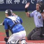 白井球審、西武・武隈と交錯するハプニング : なんJ(まとめては)いかんのか?