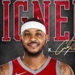 ロケッツがカーメロ・アンソニーと契約 | NBA Japan