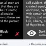 文字や背景にピュアブラックを使ってはいけない理由 | UX MILK