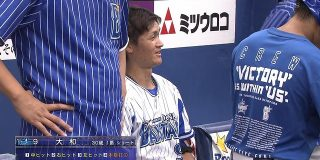 大和、4打数4安打 今季1号ホームラン : なんJ(まとめては)いかんのか?