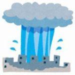 「ゲリラ豪雨」って風流な呼び方じゃない→でも「夕立」も少し違う…→調べてみたらゲリラ豪雨にも和名があった!「必殺技」「かっこいい」 – Togetter