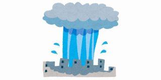 「ゲリラ豪雨」って風流な呼び方じゃない→でも「夕立」も少し違う…→調べてみたらゲリラ豪雨にも和名があった!「必殺技」「かっこいい」 - Togetter