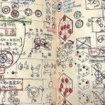 お父さんが昔したためたゲームの攻略メモが「魔導書」「ヴィオニッチ手稿」と言わしめるほど緻密すぎて書籍にしたいレベル…! – Togetter