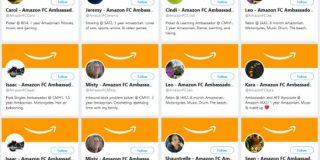 楽しげに倉庫作業を擁護する、このTwitter上の奇妙なAmazonの軍団は何だろう | TechCrunch
