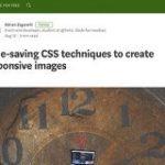 [CSS] 知っておくと便利!レスポンシブ用に画像を配置するスタイルシートの5つのテクニック | コリス