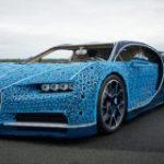 LEGOは100万点を超えるTechnic部品から、運転可能な実物大のブガッティを作り上げた | TechCrunch