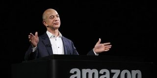 Amazon、Appleに続いて時価総額1兆ドル達成 | TechCrunch